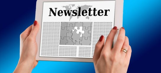 Newsletter, Digital Marketing