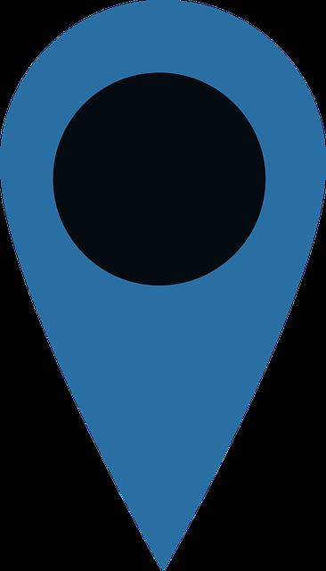 Google map-pin